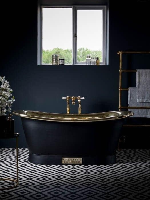 bathing and shower spaces