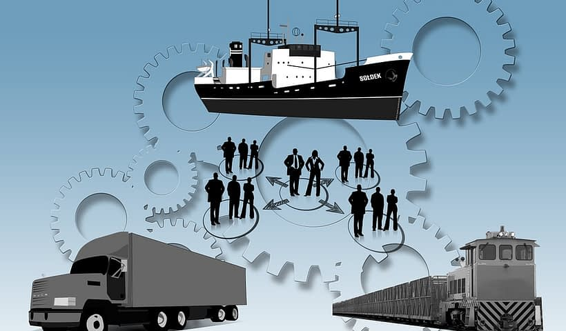 technology in logistics and transportation